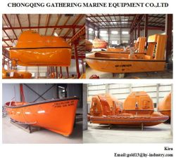 F. R. P Enclosed Rescue Lifeboat, Fast Rescuescue Boat, Free Fall Lifeboat with Price