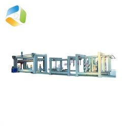 Automatic AAC Block Machine Production Plant with Mixer in Thailand