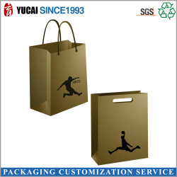 Newly Designed Customized Sport Paper Bag