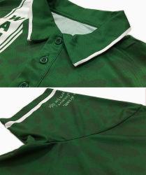 Custom Sublimation Polo T Shirt Sportswear Golf Polo Shirt