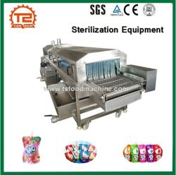 Food Industry Vertical Bagged Jelly Sterilization Equipment