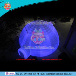 LED Inflatable Dome Tent En14960