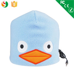 Hot Selling MP3 Player Sleeping Hat Headphones for Christmas Gift