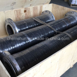 Ceramic Rubber Hose for Powder, Slurry Material Handling (Size: 32~300mm)