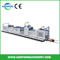 Professional Laminating Machine with High Speed and Europe Quality