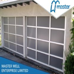 High Quality Aluminum Transpa Gl Garage Door Prices