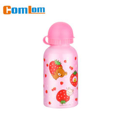 CL1C-GC1-B Comlom 350ml Single Walled Aluminum Water
