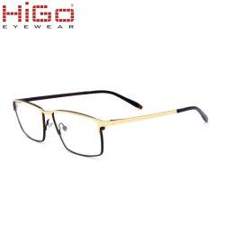 Reasonable Price Metal Stainless Steel Frame Eyewear Full-Rim Glasses