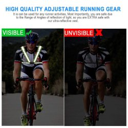 Outdoor Traffic Clothing Motorcycle Jacket Reflective Safety Vest Sports Gear