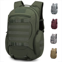 Outdoor Sports Camouflage Waterproof Hiking Hydration Backpack Travel Camping Bag