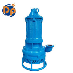 High Volume Centrifugal Sand Dredge Transfer Gravel Pump, Submersible Slurry Pump