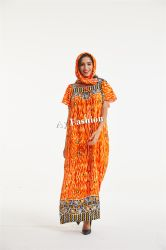 Ethinc Style Traditional Women Clothing Floral Print