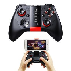 Mocute 054 Wireless Gamepad Mobile Game Controller Android Joystick Game Console