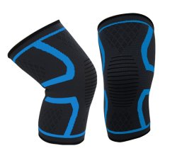 Breathable Waterproof Yoga Soft Neoprene Elastic Knee Brace Support for Workout Sports Knee Protection