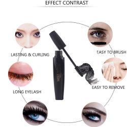 9f0cdf40cf6 Miss Rose 4D Fiber Lengthening Extension Volume Mascara Black Ink  Waterproof 3D Fiber Eyelash Extension Mascara
