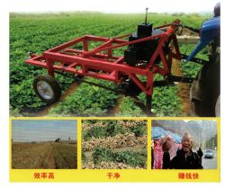 China Tractor Combine Harvester, Tractor Combine Harvester
