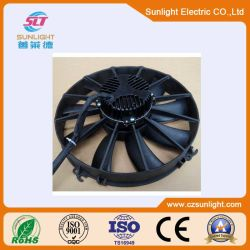 Brushless Radiator 16inch 12V 24V Condenser DC Cooling Axial Fan