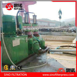 Hot Piston Plunger Pump for Mining Slurry