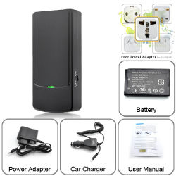 Portable GSM Mobile Phone Signal Blocker 3G Jammer
