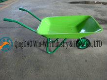 Kids Metal Wheelbarrow Hand Truck