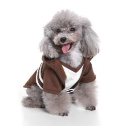 Pet Dog Hoodie Clothes for Small Dogs Winter Christmas Halloween Clothes Warm Cat Coat Wizard Transform Funny Costume Esg12514