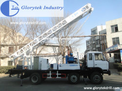 150m Truck Mounted Type Water Well Drilling Equipment for Sale!