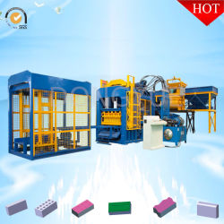 Fully Automatic Hydraulic Hollow Paving Concrete Block Brick Making Machine