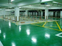 China Green Self Leveling Waterborne Epoxy Floor Paint -Mt-15