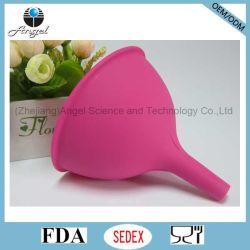 Holiday Big Size Silicone Kitchen Funnel Silicone Kitchenware Sk05 (L)