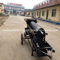 Small Gold Trommel Washing Plant for Sales (5t/h, 10t/h)