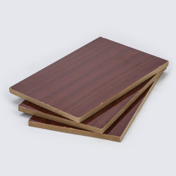 12mm Melamine MDF Board with Best Price for Furniture Decoration