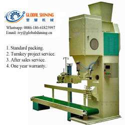 Global Shining 20 50kg Bath Salt Packaging Machine