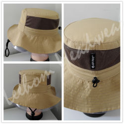 057ab424a5a Promotional Fishing Bucket Hat with Nylon Mesh (LB15100)