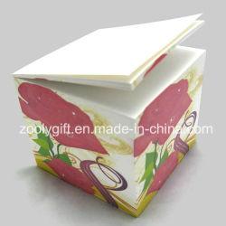 Customize Printing Paper Note Cube Memo Cube Note Pad Block