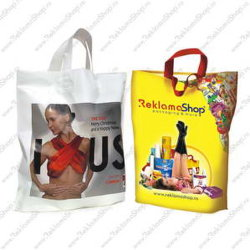 HDPE Fashion Plastic Carrier Bags for Sports (FLL-8322)