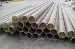 Fiberglass Round Tube, UV Resistant Fiberglass FRP Tube Insulation Material