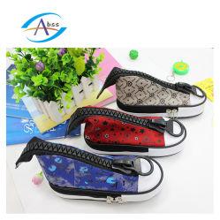 Promotion Shoes Shape Design Creative Interesting Gift Pen Bag for Teenage