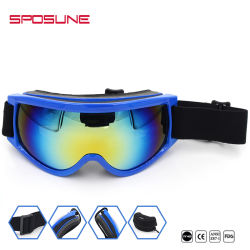 6997c9adf4e7 Factory Price Professional Ski Goggles Layers Lens Adult Anti-Fog UV400