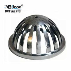 ISO Certified Customized Investment Casting 316 Stainless Steel Lamp Accessories