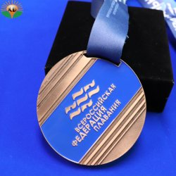 Wholesale Metal Sport Running Competitive Medallion