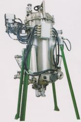 Tfc Type Complete System of Candle Filter Cake Layer Filter