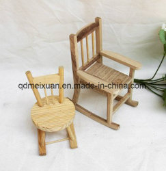 Manufacturers Selling Chair Real Wood Chair Rocking Chair Children Chair  Wholesale (M X3659)