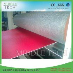 China Wholesale Price Plastic PVC/UPVC+PMMA/ASA Corrugated Foaming/Foam Roofing Tile Extrusion/ Making Machine