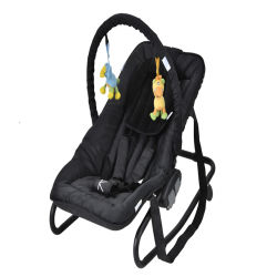 600d Fashion Baby Balance Rocking/Swing Chair with Baby