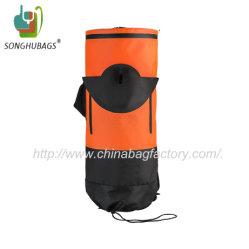 Sport Orange Waterproof Dry Duffle Ball Backpack Bag Ty-0548