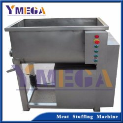 Minced Meat Stuffing Cooking and Mixing Machine