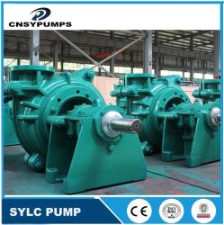 China Price Industry Mines Water Treatment Coal Clay Ceramic Ash Concrete Slurry Pump