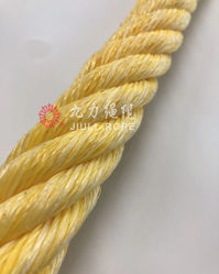 3 Strands Rope PP Rope Polyester Rope Nylon Rope Mooring Line