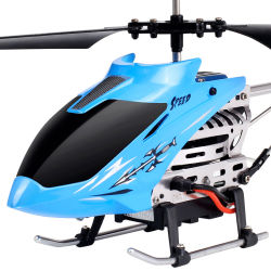 Technology Assurance, Alloy Remote Control Helicopter, Children's Electric Flying Toys