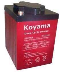 High Performance 12V UPS & Solar Deep Cycle Gel Battery AGM Storage Battery